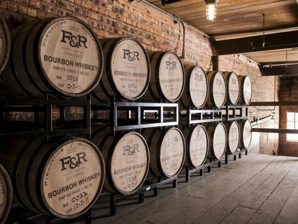 Firestone and Robertson, bourbon