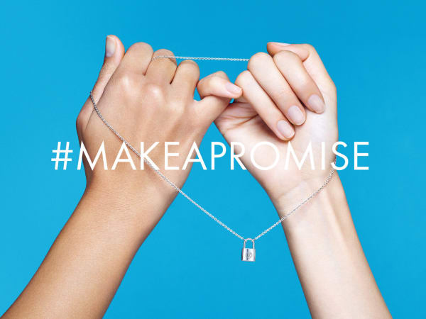 Houston, Louis Vuitton Make A Promise campaign, Jan 2017, Hashtag Make a Promise