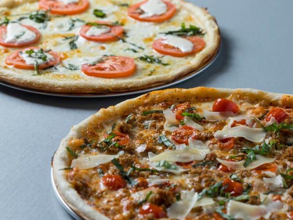Quicky Wood Fired Pizza restaurant San Antonio