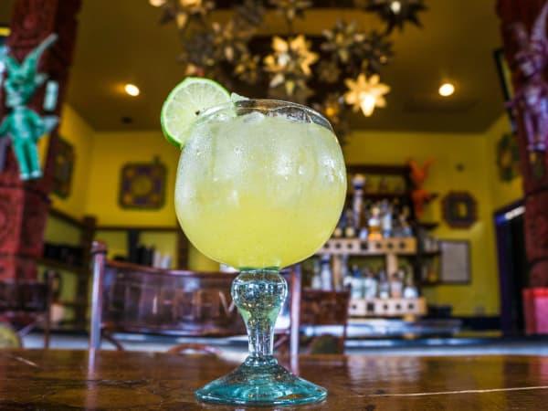 El Machito San Antonio restaurant Johnny Hernandez margarita cocktail drink