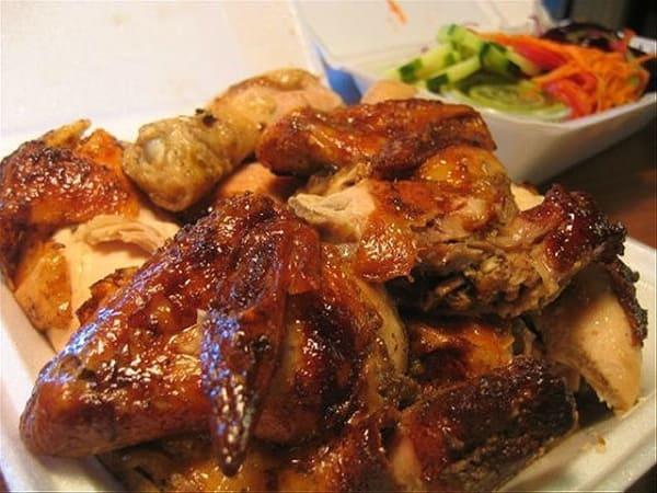 Munay Peruvian Chicken