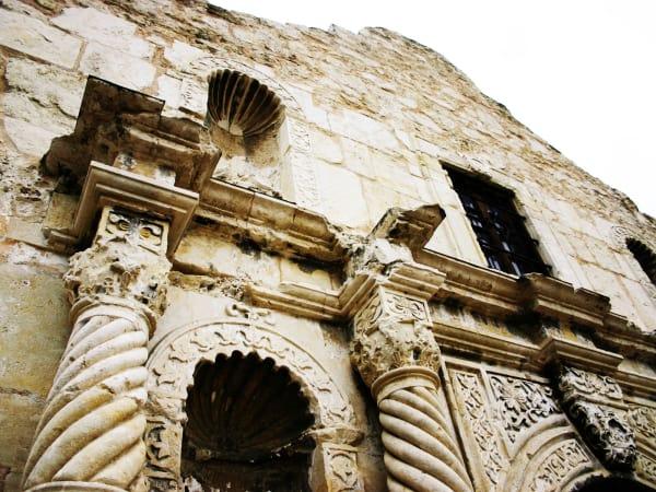 The Alamo, mission, San Antonio, November 2012