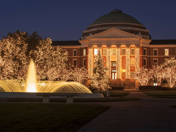 SMU's Celebration of Lights Makes