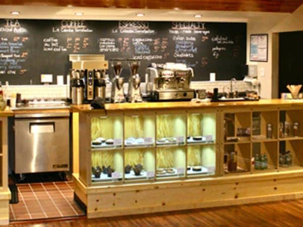 Coffee Bar in Frisco