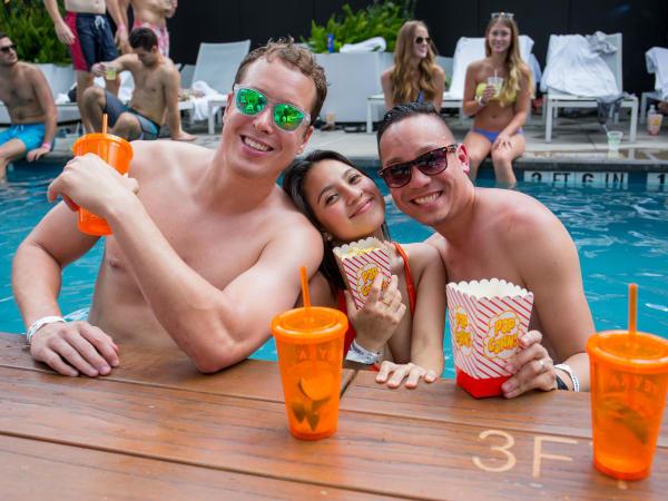 Summer Skip Day W Austin Hotel