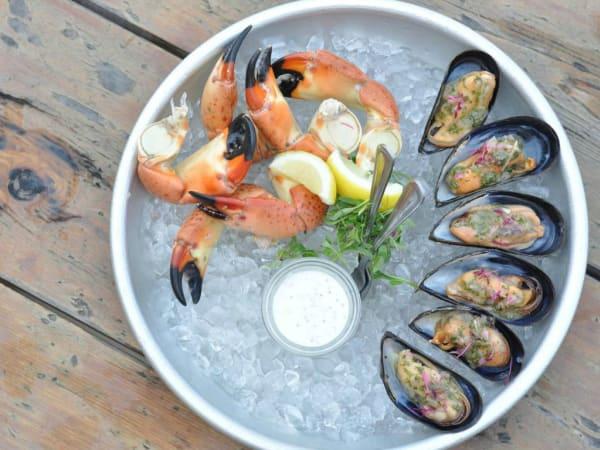 Mongers Market seafood