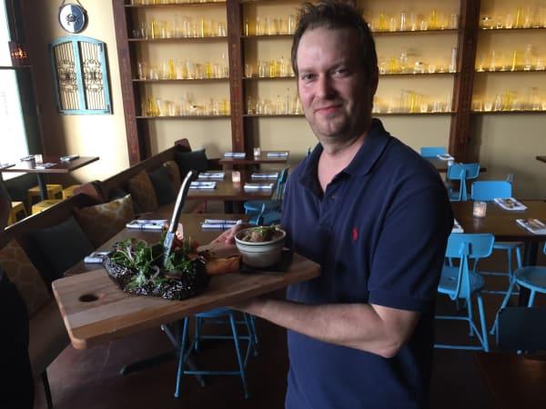 Ricky Craig Harborside Mercantile beef rib
