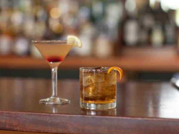 Liberty Bar San Antonio cocktails