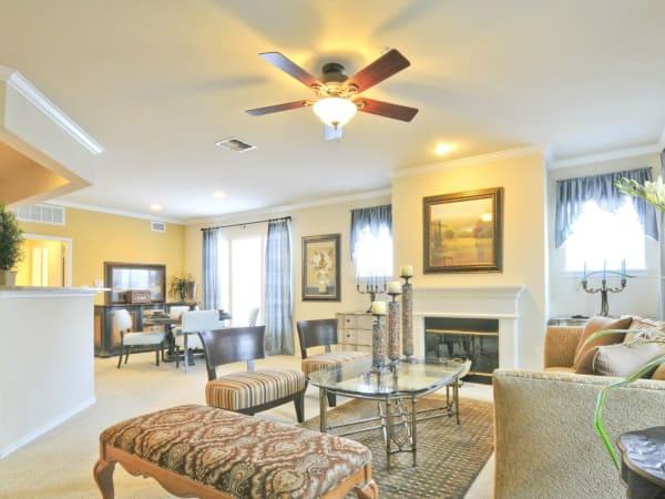 The Caruth Apartments in Dallas