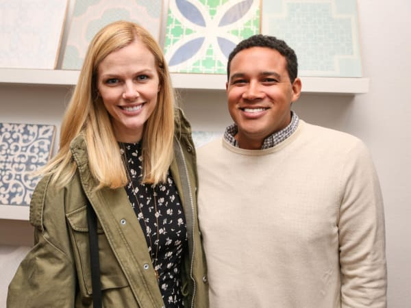 TRIBEZA Interiors Tour 2016 Kickoff at SUPPLY Showroom Brooklyn Decker Jesse Stowell
