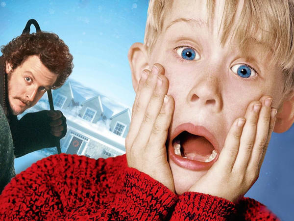 Home Alone movie