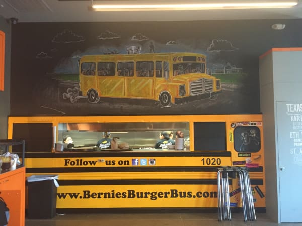 Bernie's Burger Bus Katy