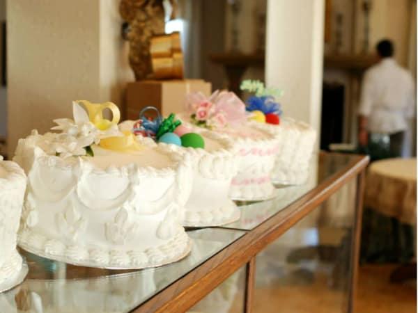 Potpourri of Silk cake