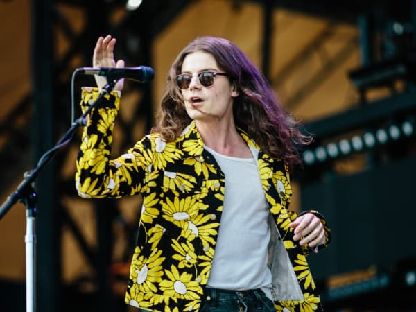 Austin City Limits Festival ACL 2015 Weekend One Day Three Borns