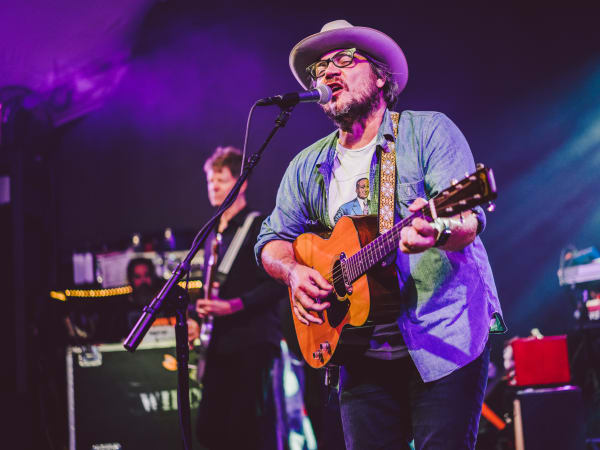 Wilco at Stubb's in Austin September 2015