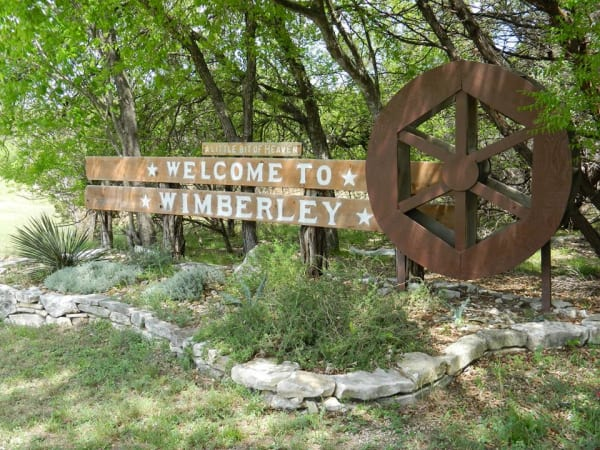 Welcome to Wimberley