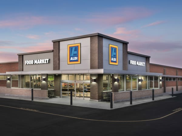 Aldi USA Grocery Store