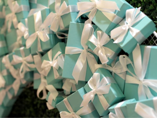 Tiffany & Co Diffa Wreaths