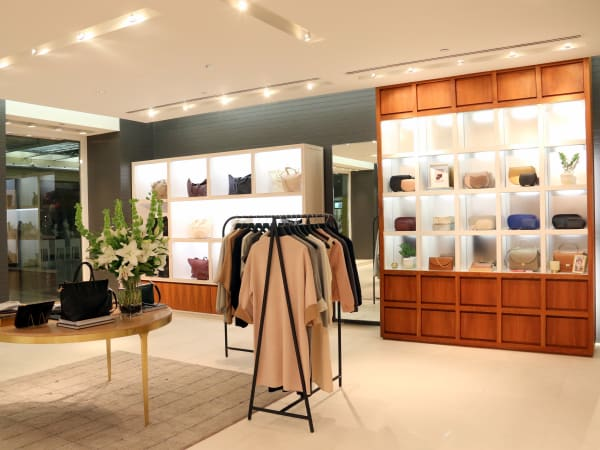 Cuyana, NorthPark, pop-up