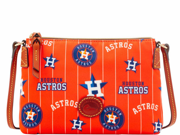 Dooney & Bourke Astros nylon cross body pouchette