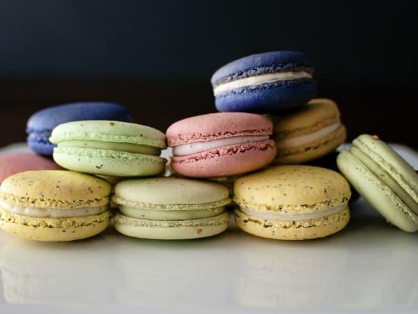 Bakery Lorraine macarons