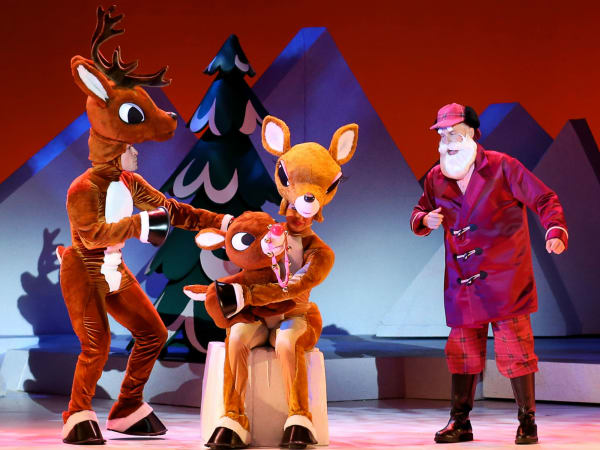 Rudolph the Red Nosed Reindeer the Musical