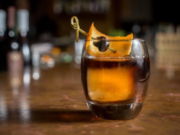 George's Keep cocktail SA