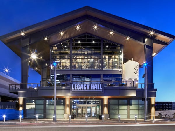 Legacy food hall