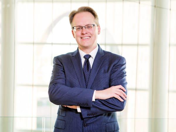 John Mangum, Houston Symphony CEO