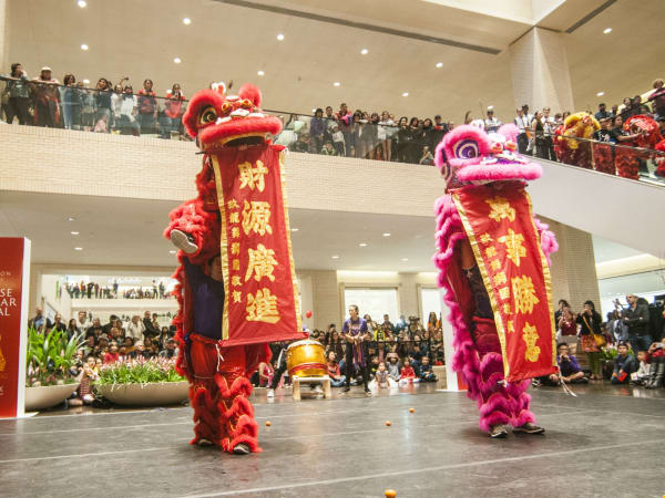 Chinese New Year at the Crow Collection