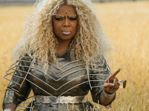 Oprah Winfrey in A Wrinkle in Time