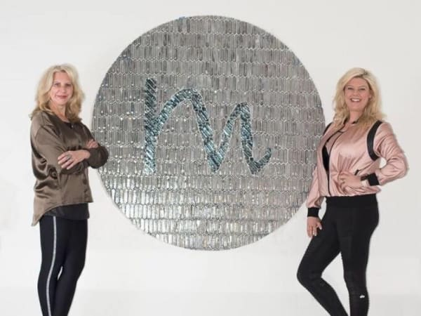 Kara Baker and Kat Cochan, Move Athleisure, Fort Worth