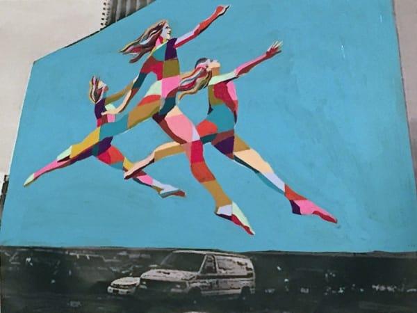 Sky Dance Rendering