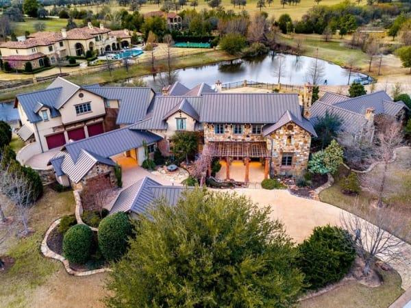 Mark Teixeira home for sale, Westlake