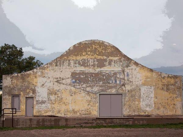 Crowley Theater in Marfa