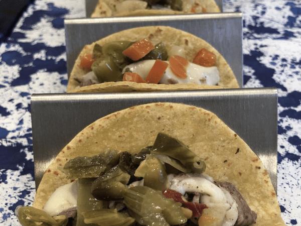 Jason Dady tacos
