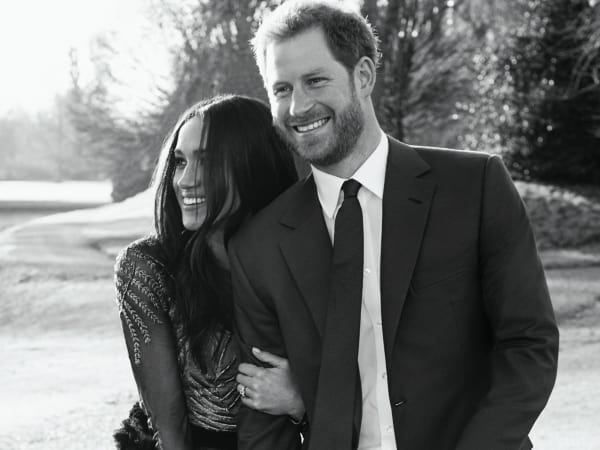 Harry and Meghan's royal wedding, the Royal Reception