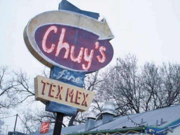 Chuy's Barton Springs