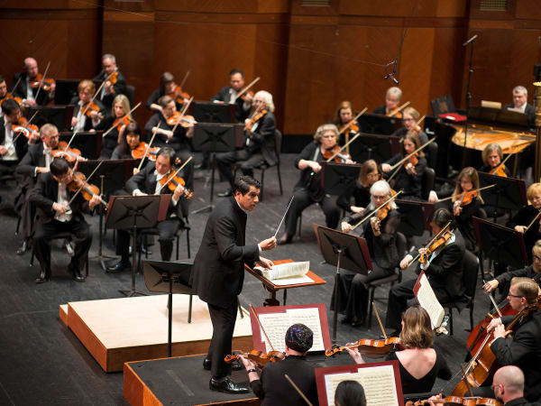 Miguel Harth-Bedoya, Fort Worth Symphony Orchestra