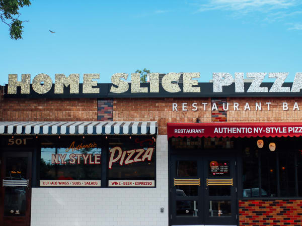 Home Slice Pizza North Loop