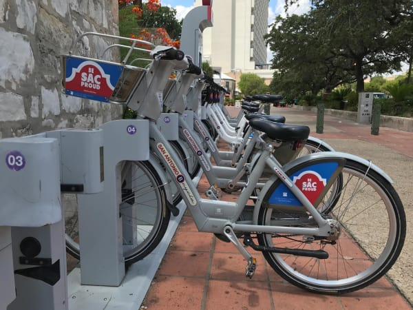 San Antonio bicycle bike SWell Bikes