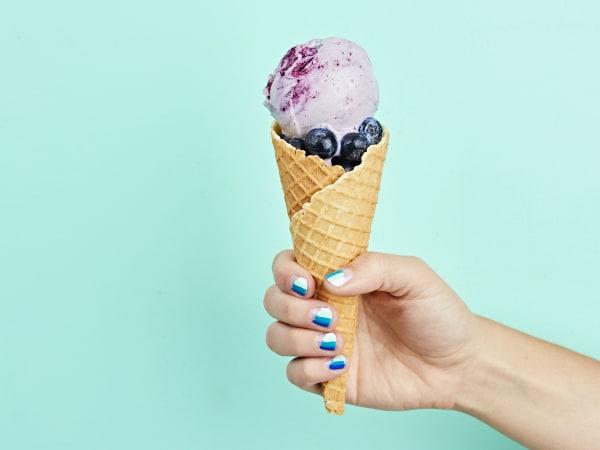 Lick Ice Creams cone