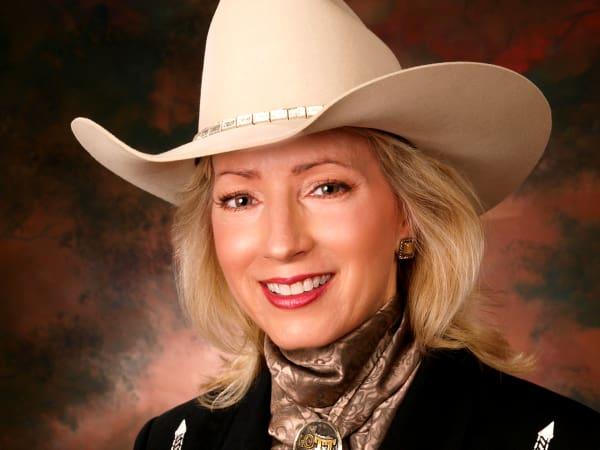 Houston Rodeo Pat Mann Phillips female board member