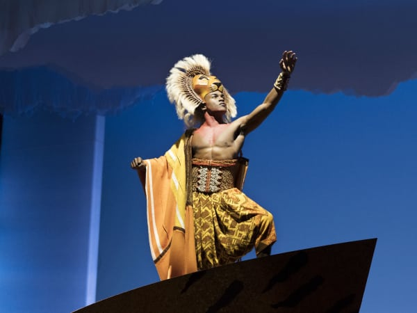 The Lion King tour