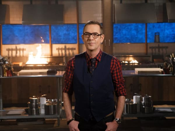Chopped Grill Masters Ted Allen