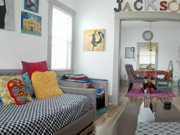 San Antonio Wish-listed Airbnb