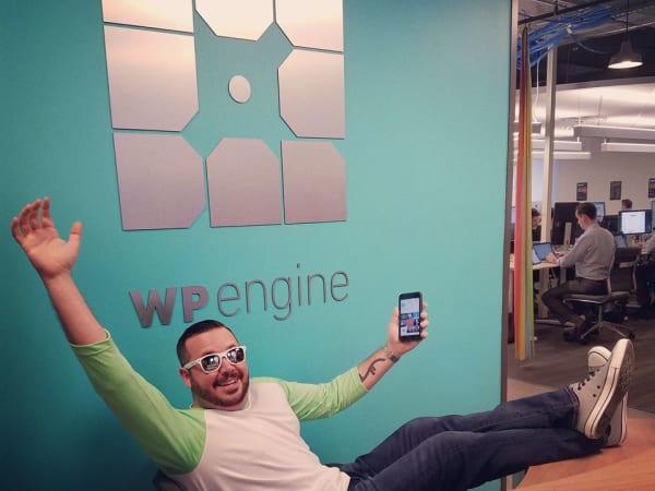 WP Engine Austin tech company worker