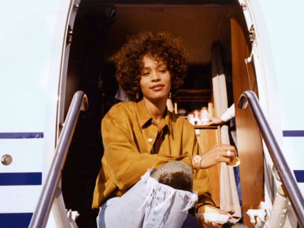 Whitney Houston in Whitney
