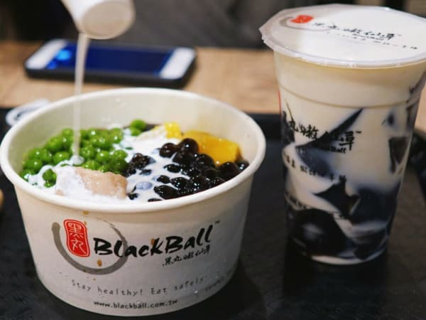 Black Ball Taiwan