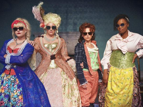 Imprint Theatreworks presents The Revolutionists